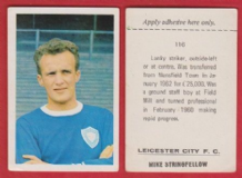 Leicester City Mike Stringfellow 116